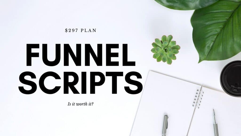 Funnelscripts $297 Plan